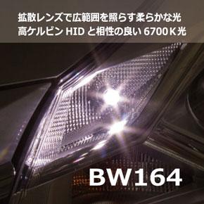 ポジションランプ用LEDバルブラインナップ